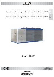 Documentazione tecnica LCA SPA-POR - aplirecon