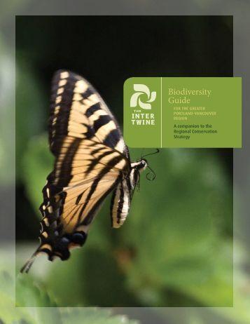 Biodiversity Guide - The Intertwine