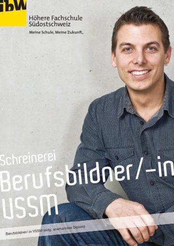 Broschüre Berufsbildner VSSM - ibW Höhere Fachschule ...