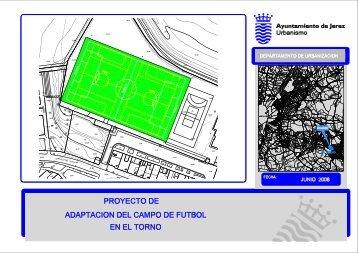 memoria - Ayuntamiento de Jerez