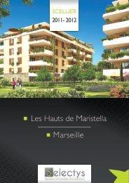 Les Hauts de Maristella Marseille - EGI Patrimoine