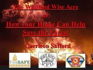 Caerleon Safford - Sonoma Land Trust