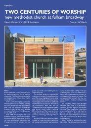 28 FULHAM B'WAY METHS 4pp - The Methodist Church of Great ...