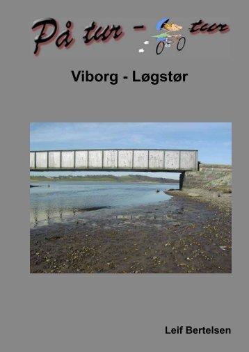 På tur - cykeltur. Viborg Løgstør - lgbertelsen.dk