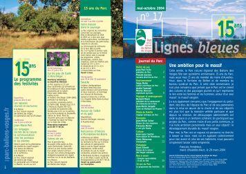 parc-ballons-vosges.fr Le programme des festivités - Parc naturel ...
