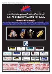 S.R. AL QUBAISI TRADING CO. L.L.C. - National Pink Pages