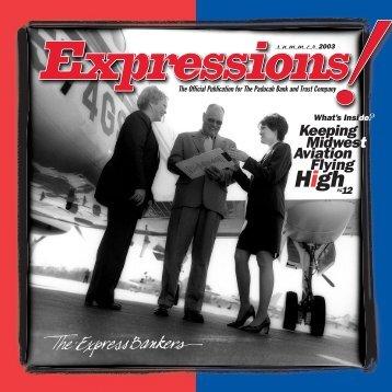 PB expressions sum 03 doc - Paducah Bank