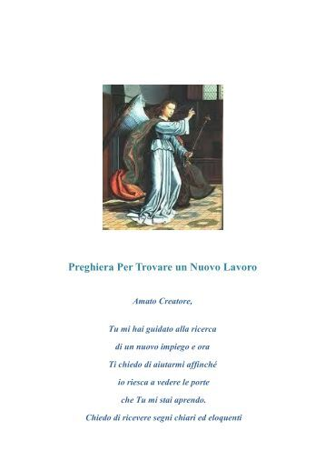 preghiera ai nove cori degli angeli sotto le ali degli