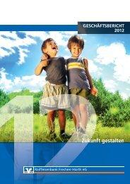 Geschäftsbericht 2012 - Raiffeisenbank Frechen-Hürth eG