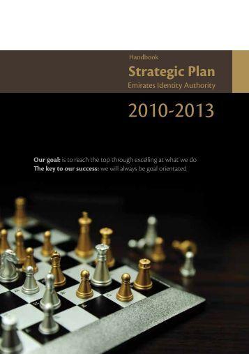Strategic Plan - Emirates Identity Authority