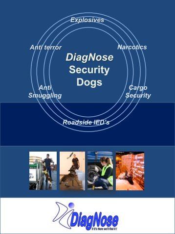 DiagNose Security Dogs - ICTS