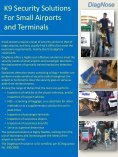 DiagNose Security Dogs - ICTS - Page 7