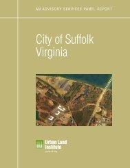 City of Suffolk Virginia - Urban Land Institute