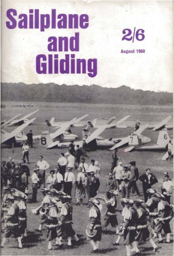 Volume 11 No 4 Aug 1960.pdf - Lakes Gliding Club