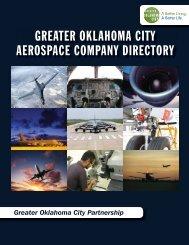 GREATER OKLAHOMA CITY AEROSPACE COMPANY DIRECTORY