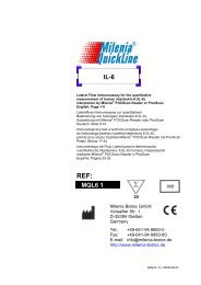 MQL6 1 IL-6 - Milenia Biotec GmbH