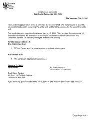 SWL-21996-R-A2 - Landlord Tenant Board