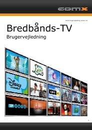 (Visio-Bredb\345nds-TV brugervejledning version 4.vsd) - ComX