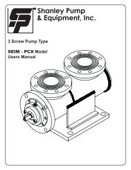 OSNA MKH High Multistage Centrifugal Pump Dimensions