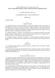 Legge regionale n. 14 del 27 settembre 2012 - Anno Europeo dell ...
