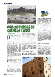 """POR LAS TIERRAS DE CASTILLA Y LEÃ""""N - TAT Revista"""