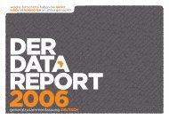 The Data Report 2006 - Global Marshall Plan