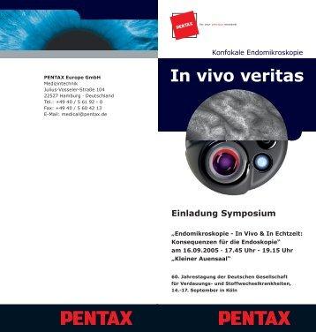 In vivo veritas - Pentax