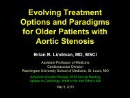 Evolving Treatment Options and Paradigms for Older Patients with ...