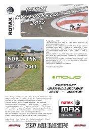 0327 - Nyhedsbrev 17 - 2012 - Nordjysk Cup