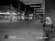 Familjehem - en viktig uppgift - Norrköpings kommun