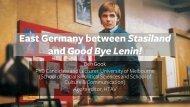 GbL& Stasiland Part 1 - HTAV