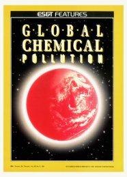 814 Ervirm Sc Techno1 Vol 25 NO - - . - American Chemical Society ...