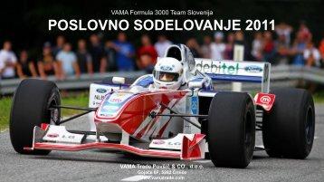 VAMA F3000/ 2011 - LG