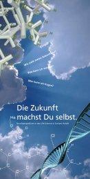 Die Zukunft machst Du selbst. - BIO Mitteldeutschland GmbH.