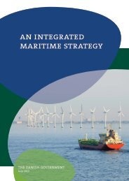 an integrated maritime strategy - Danish Maritime Authority
