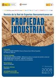Nº2 Revista digital de la REI en Propiedad Industrial - Inicio