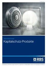 Kapitalschutz-Produkte - Zertifikatereport.de