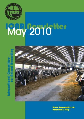 ICAR Newsletter May 2010