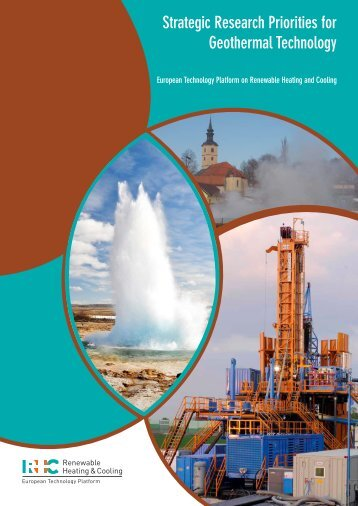 Strategic Research Priorities for Geothermal Technology - RHC ...
