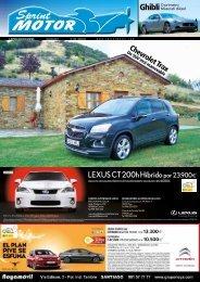 Chevrolet Trax - Sprint Motor