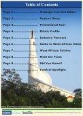 Newsletter Dewurubo - Ghana Tours | Ghana Holiday | Tour Ghana - Page 2