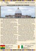 Newsletter Dewurubo - Ghana Tours | Ghana Holiday | Tour Ghana - Page 4