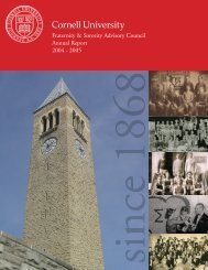 OFSA Annual Report05.indd - Office of the Dean of Students ...
