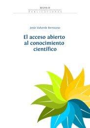Acceso abierto al conocimiento cientifico