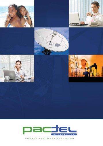 Pactel profile.indd - Pactel International
