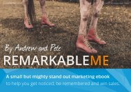 REMARKABLE-ME-by-Andrew-and-Pete-Teaser