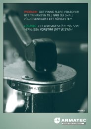 Armatec ventilval folder 2011 utg2 (PDF-dokument, 3,9 MB)