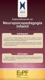 Especialización en Neuropsicopedagogía Infantil.pdf