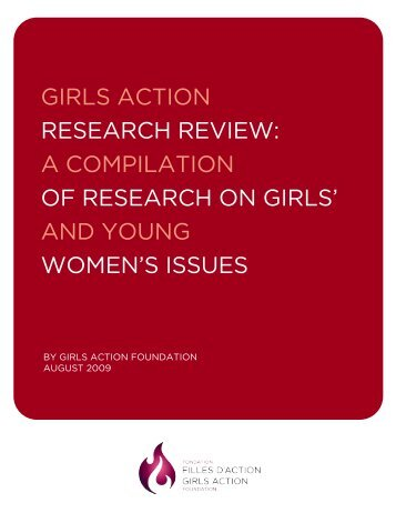 and young - Girls Action Foundation