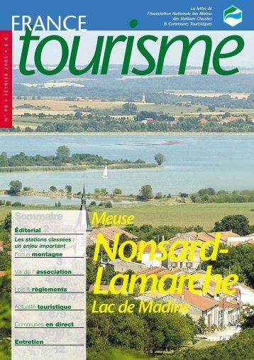 ODIT France - Association Nationale des Maires des Stations ...